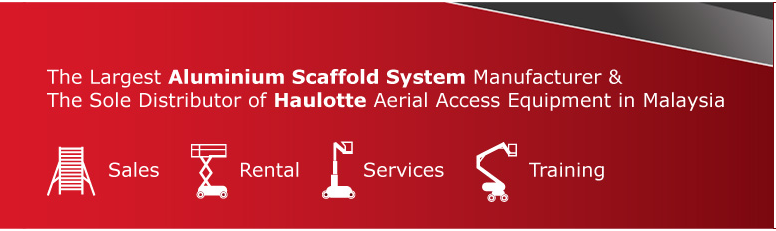 aluminium scaffold system