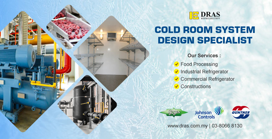 Dras - cold room company